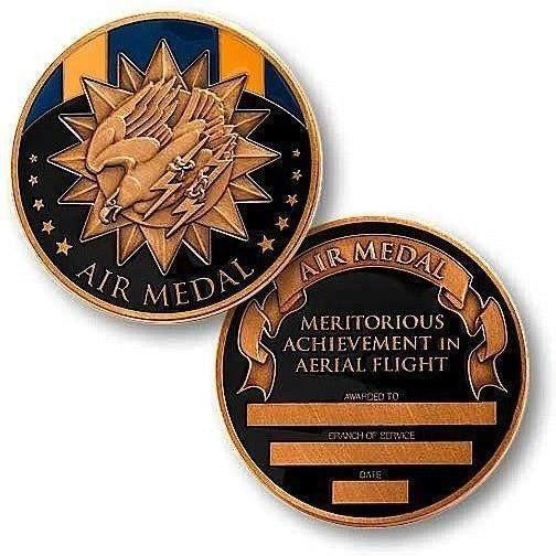 The Air Medal Challenge Coin - OPSGEAR