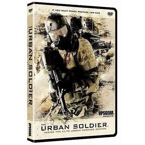 The Urban Soldier DVD - OPSGEAR