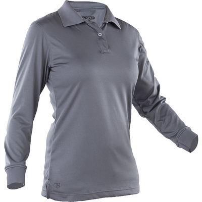 TRU-SPEC 24-7 Ladies Long Sleeve Performance Polo 100pct Polyester - OPSGEAR