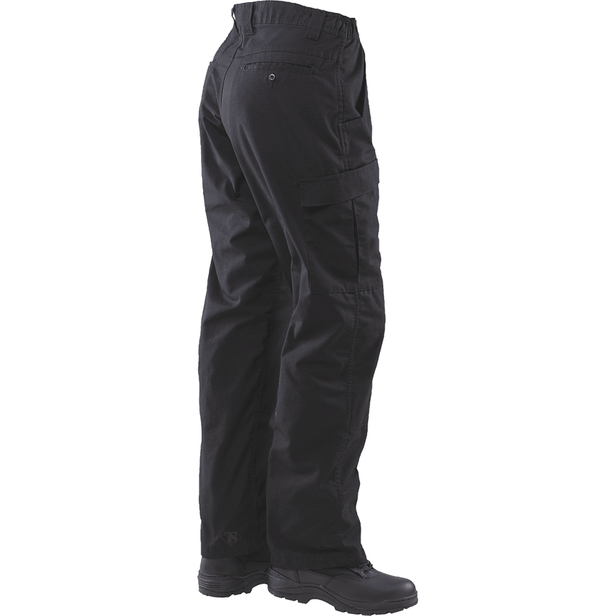 TRU-SPEC 24-7 Mens Simply Tactical Cargo Pants - BLACK - OPSGEAR