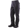 TRU-SPEC 24-7 Mens Tactical Pants 65/35 Polyester/Cotton Rip-Stop Black - OPSGEAR