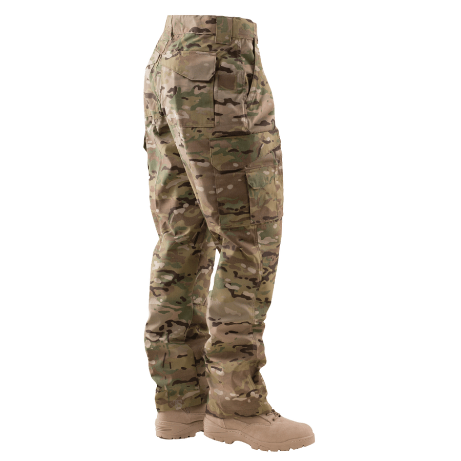 TRU-SPEC 24-7 Mens Tactical Pants 65/35 Polyester/Cotton Rip-Stop Multicam® - OPSGEAR