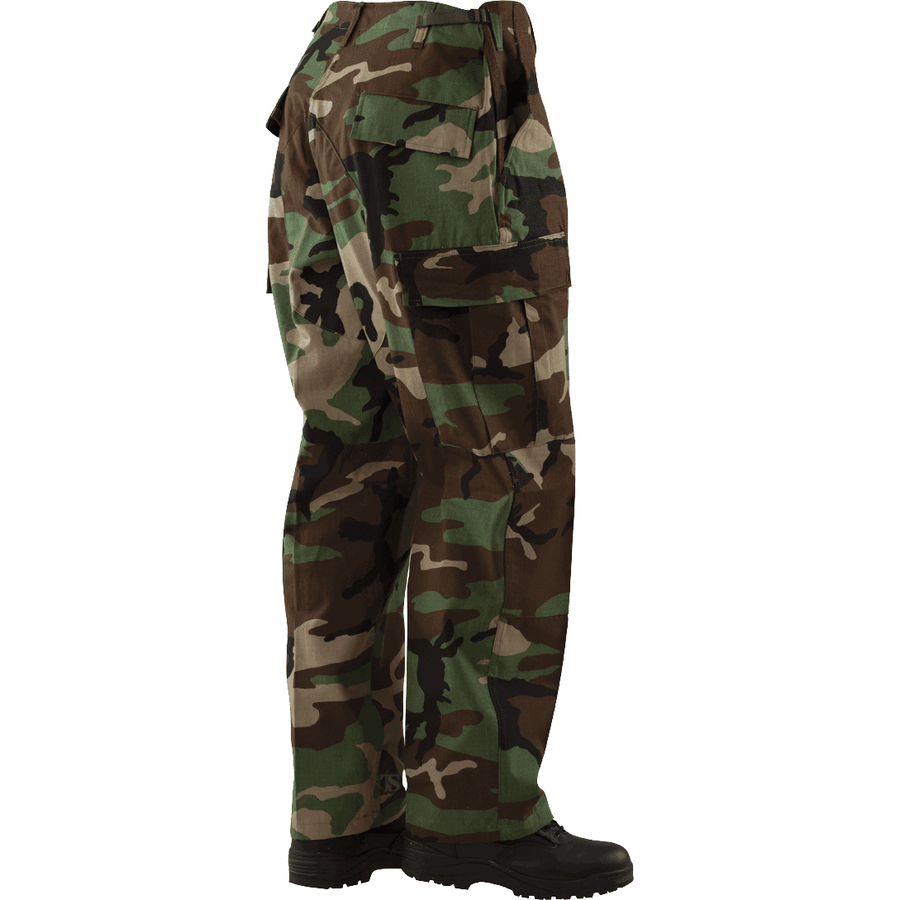 TRU-SPEC Battle Dress Uniform (BDU) Pants 50/50 Nylon/Cotton Rip-Stop - OPSGEAR