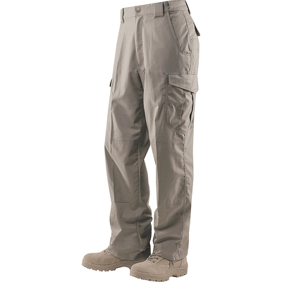 TRU-SPEC Men's 24-7 Series Ascent Tactical Pants - Khaki - OPSGEAR