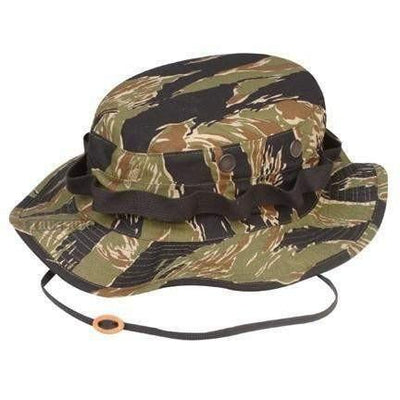 TRU-SPEC Military Boonie - Jungle Tiger Stripe - OPSGEAR