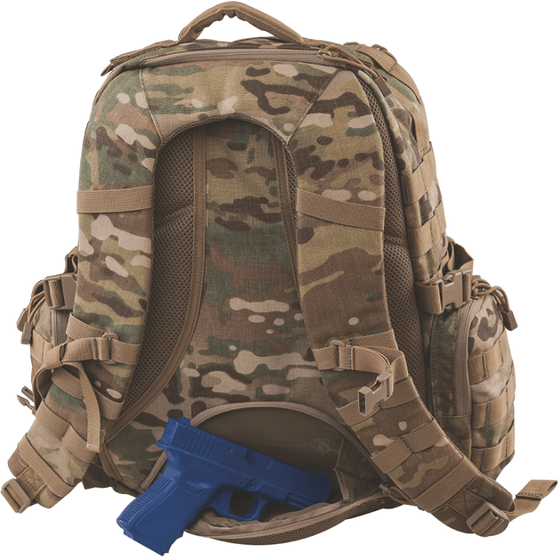 TRU-SPEC Pathfinder 2.5 Backpack - Multicam® - OPSGEAR