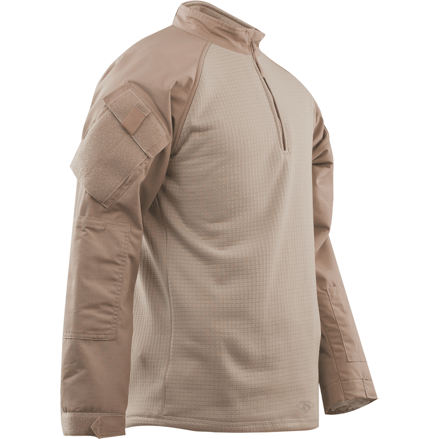 TRU-SPEC Tactical Response Uniform (TRU) 1/4 Zip Combat Shirt - Cold Weather - OPSGEAR