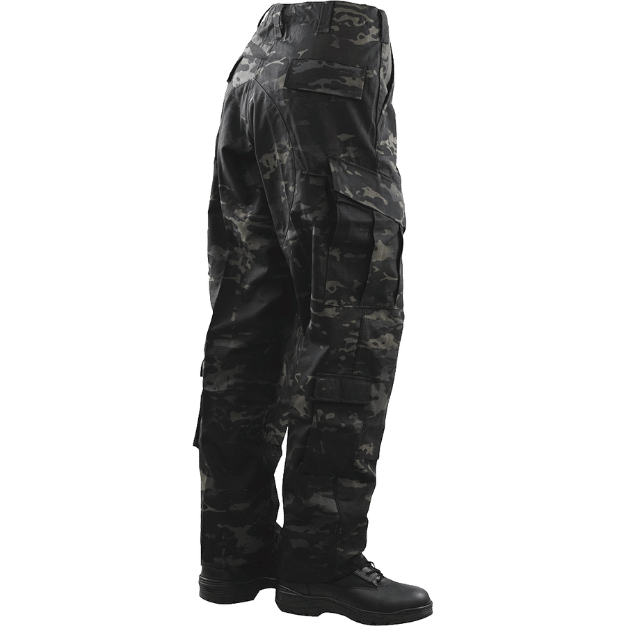 TRU-SPEC Tactical Response Uniform (TRU) Pants - Multicam® Black - OPSGEAR