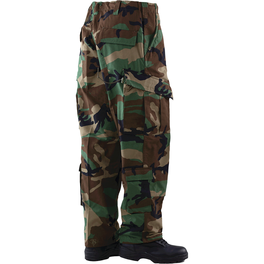 TRU-SPEC Tactical Response Uniform (TRU) Pants - Woodland - OPSGEAR