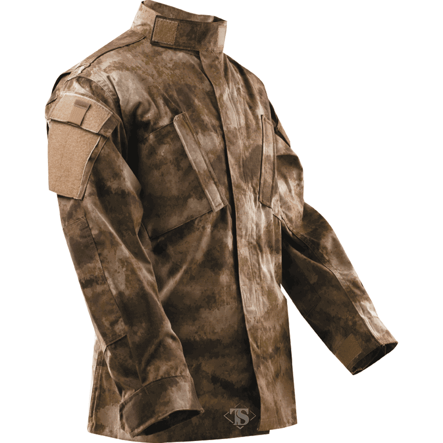 TRU-SPEC Tactical Response Uniform (TRU) Shirt 50/50 Nylon/Cotton Rip-Stop - A-TACS-AU™ - OPSGEAR