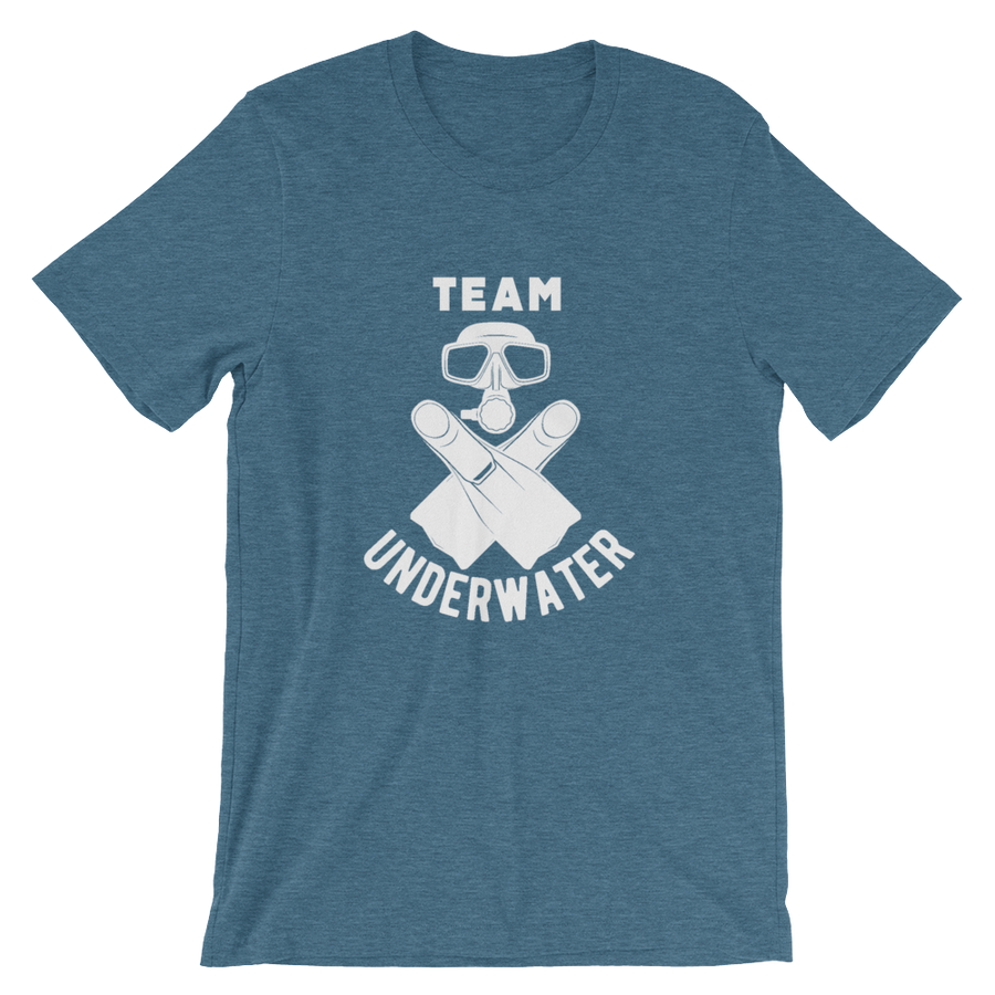 Underwater TEAM T-Shirt - OPSGEAR