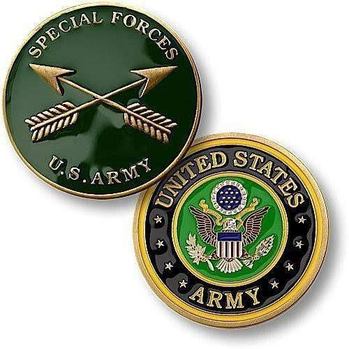 U.S. Army Special Forces Coin - OPSGEAR