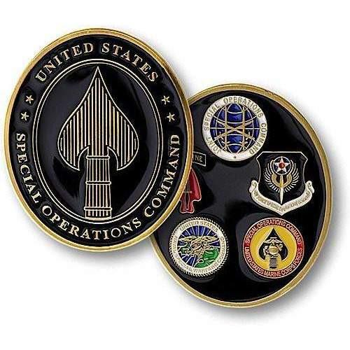 U.S. Special Operations Command Coin - OPSGEAR