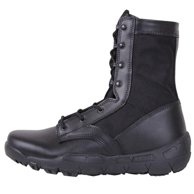 V-Max Lightweight Tactical Boot Black - Rothco - OPSGEAR
