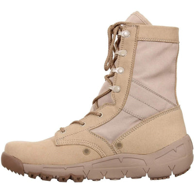 V-Max Lightweight Tactical Boot Desert Sand - Rothco - OPSGEAR