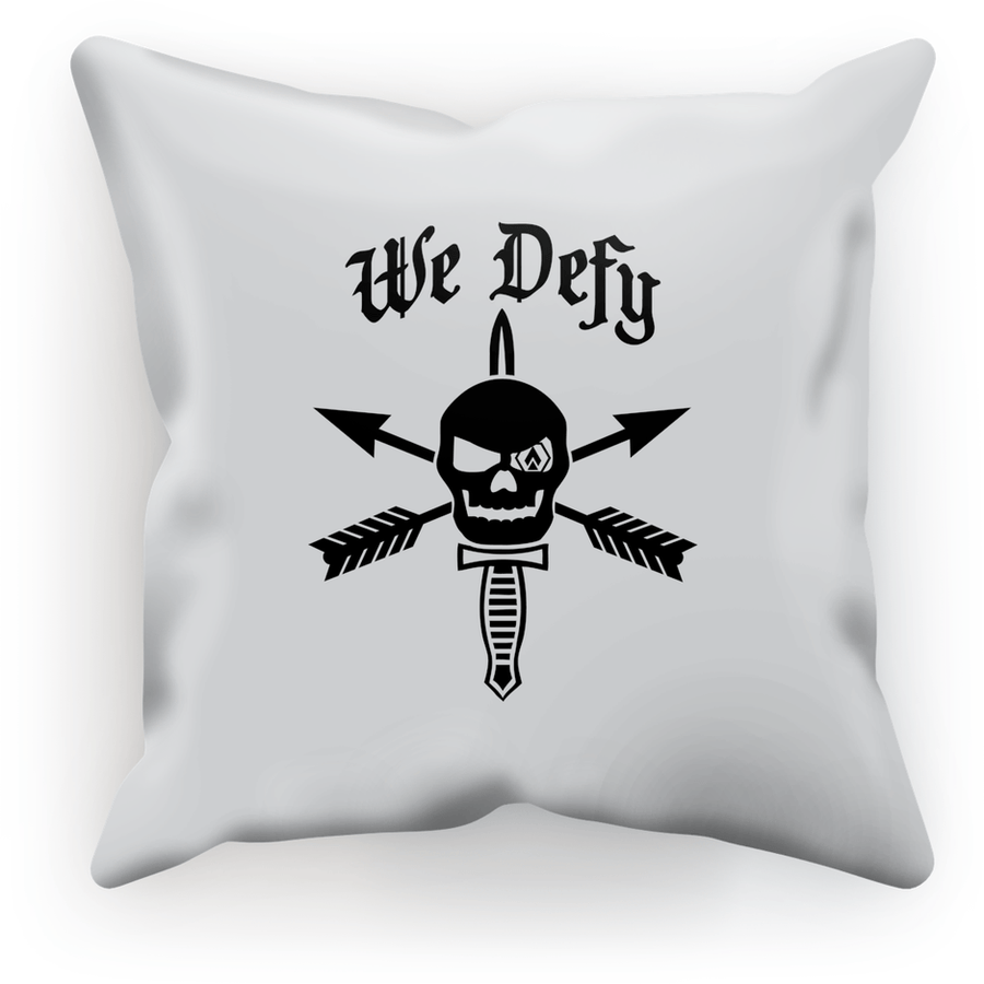 We Defy Cushion - OPSGEAR