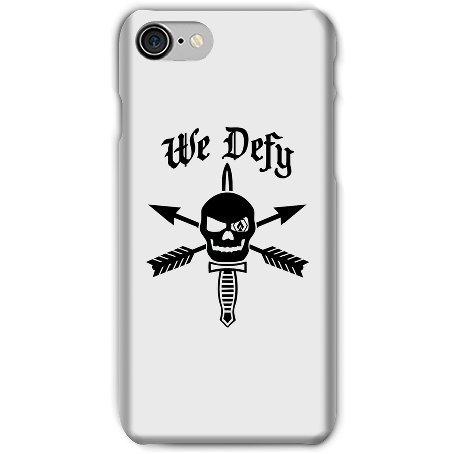 We Defy Phone Case - OPSGEAR