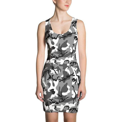 Women's American Urban CAMO Dress - OPSGEAR