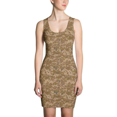 Women's American USMC Digital Desert CAMO Dress - OPSGEAR