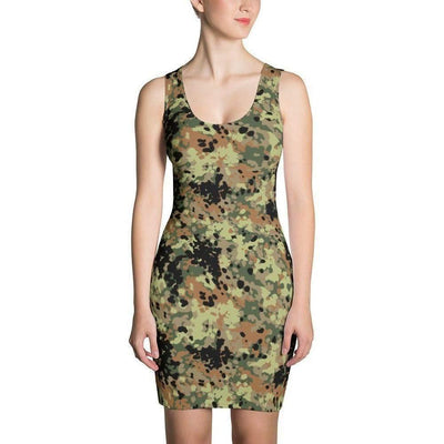 Women's German Flecktarn v2 CAMO Dress - OPSGEAR