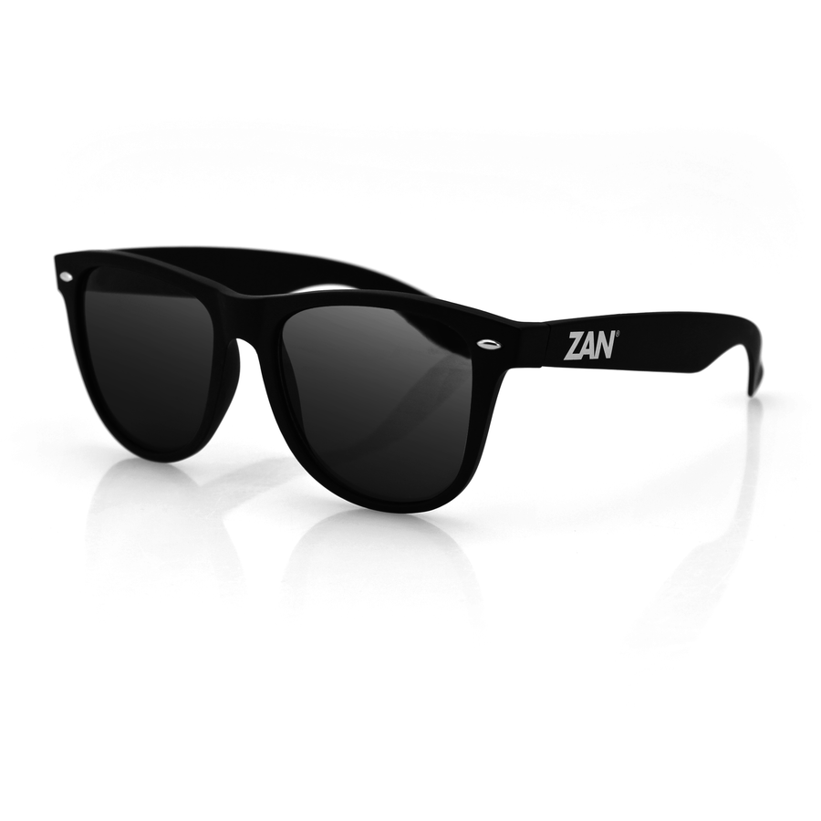 ZAN Throwback Minty Sunglasses Black Matte - OPSGEAR