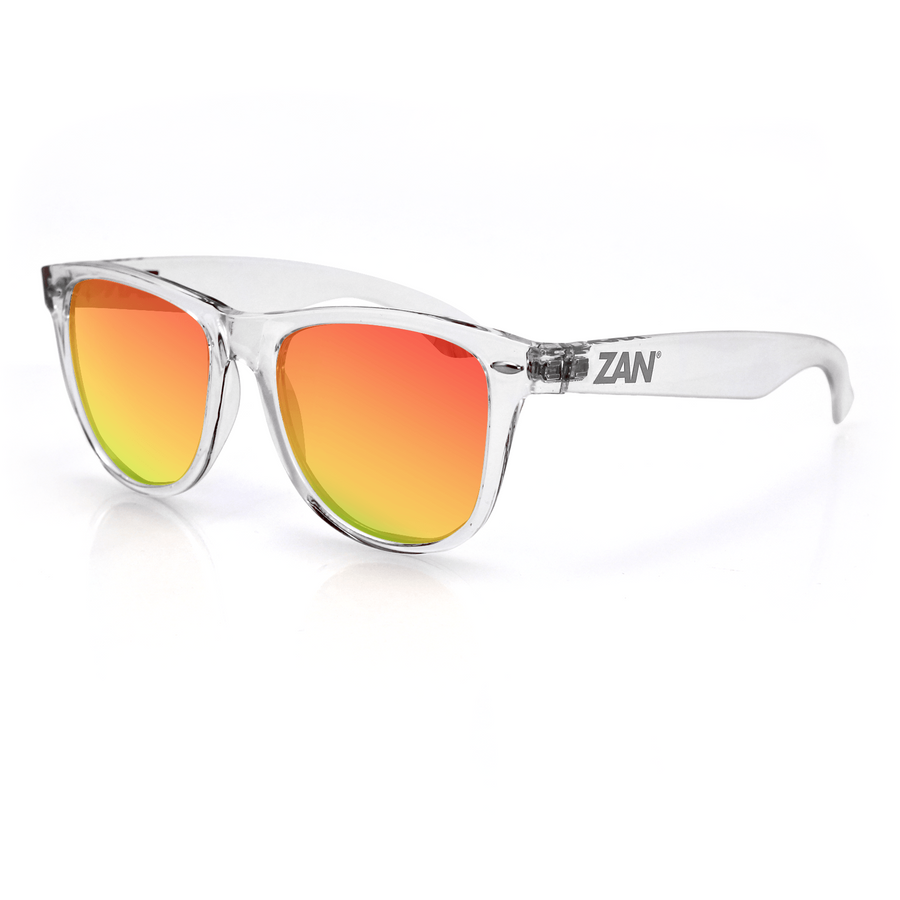 ZAN Throwback Minty Sunglasses Crystal Frame - OPSGEAR