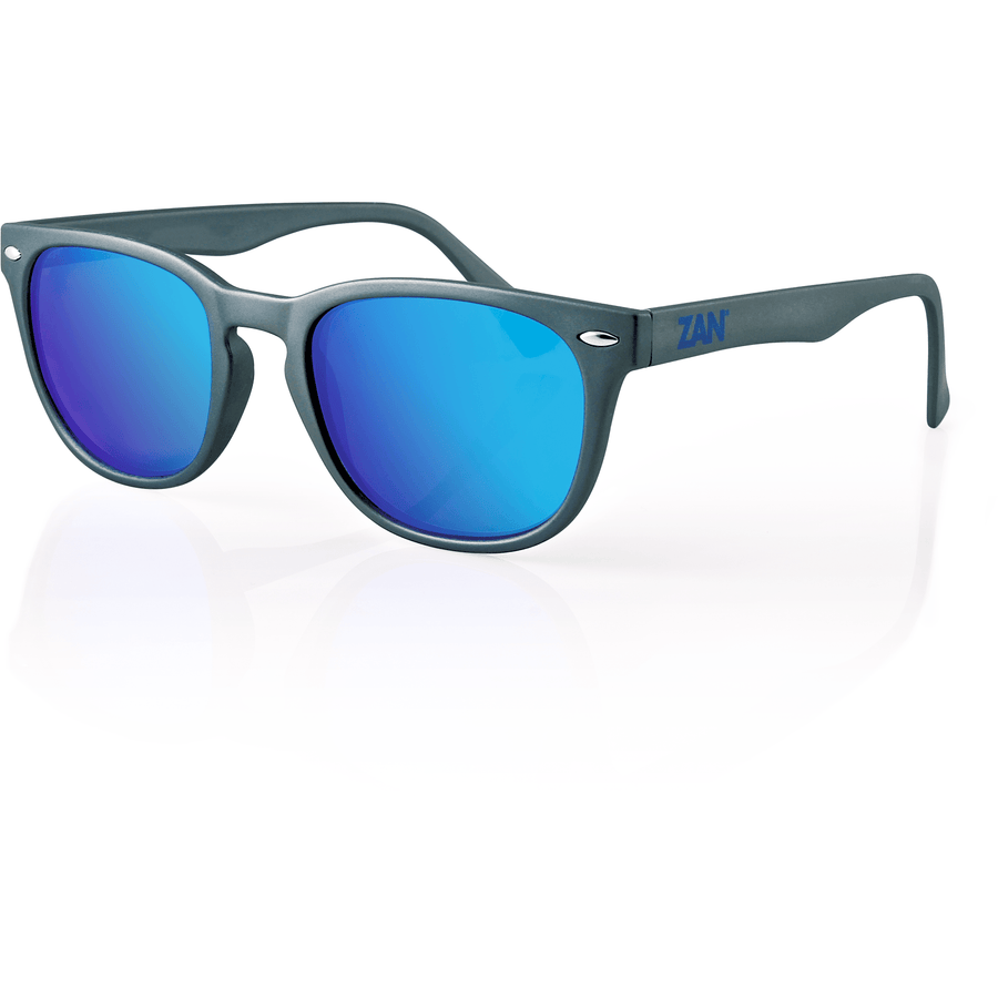 ZAN Throwback NVS Sunglasses Matte metal Frame - OPSGEAR