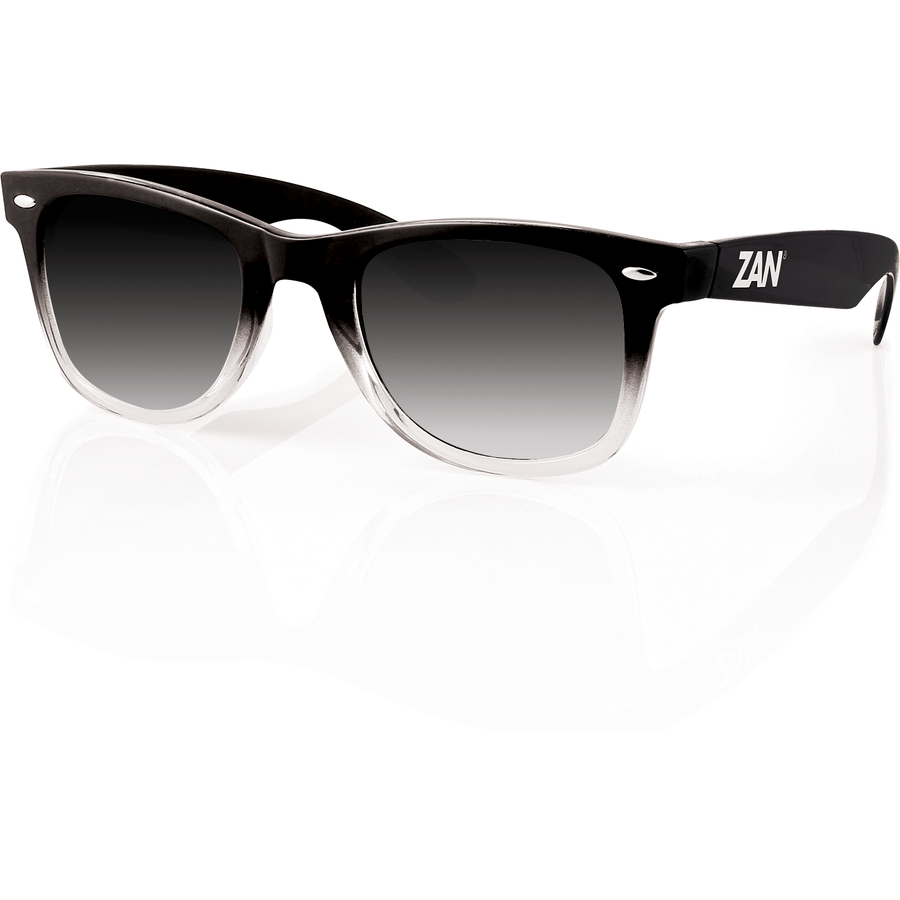 ZAN Throwback Winna Sunglasses Black Gradient Frame - OPSGEAR