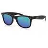 ZAN Throwback Winna Sunglasses Matte Black Frame - OPSGEAR