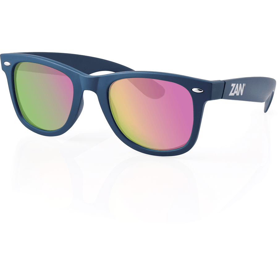 ZAN Throwback Winna Sunglasses Steel Blue Frame - OPSGEAR