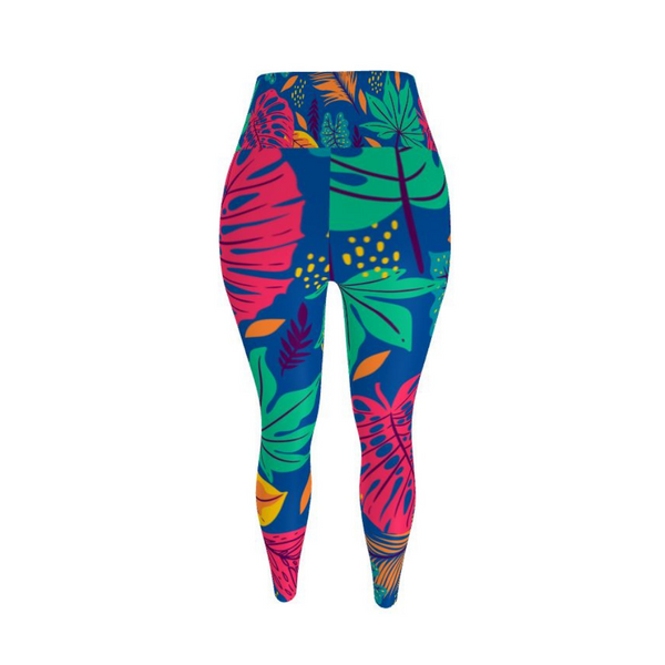 Anemone Yoga Leggings