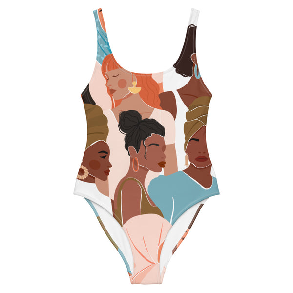 Agave One-Piece Swimsuit