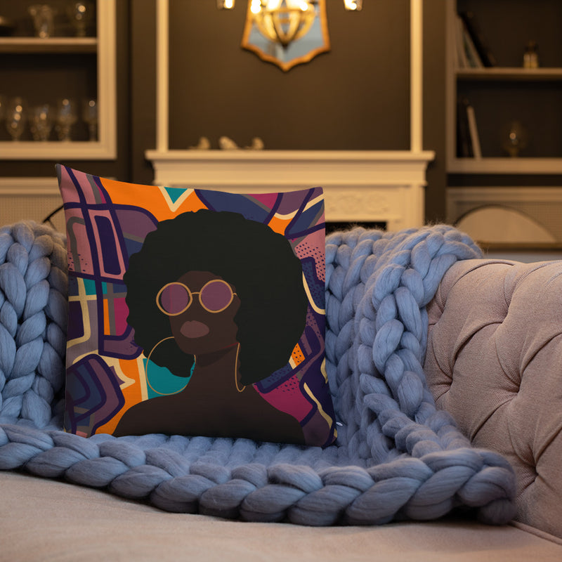 Eyasi Pillow