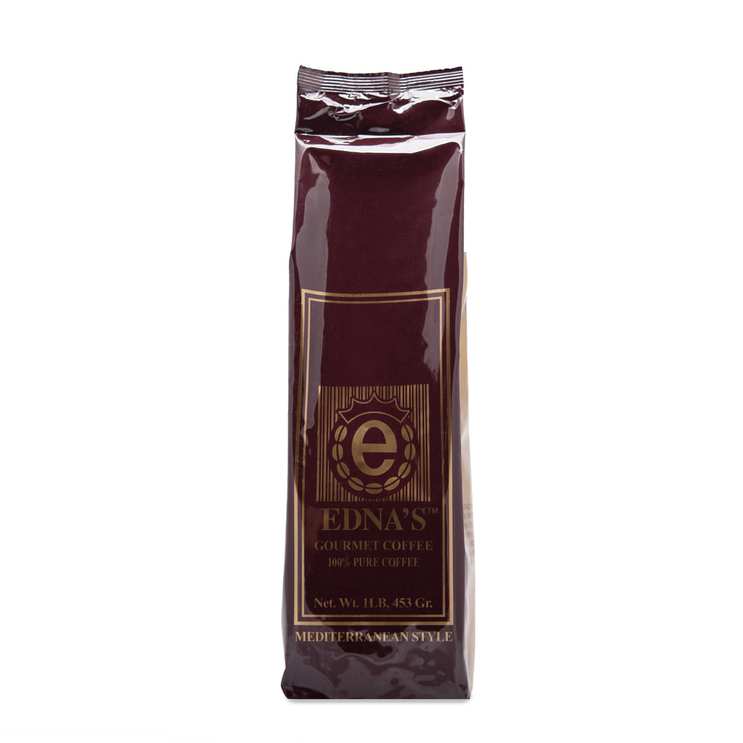 REGULAR Edna's Coffee 1 lb (16 oz)