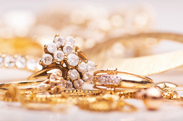 Gold Jewelry/Jewellery Cleaning and maintenance