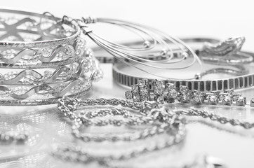 Silver Jewelry/Jewellery Cleaning and Maintenance