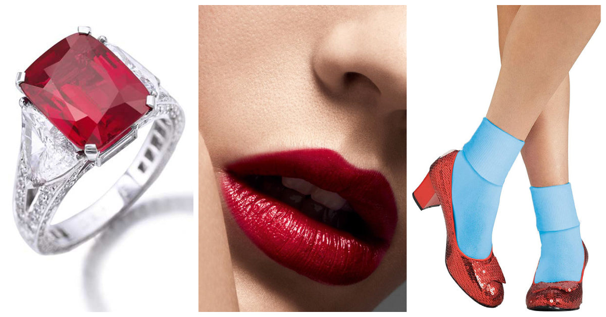 Ruby Red - Everything you need to know about Rubies and more