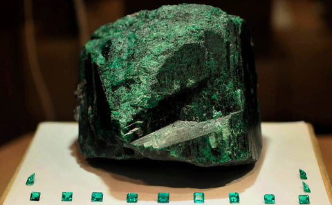 World's larges emerald