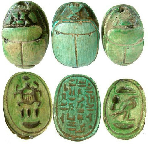 Peridots were used by the ancient Egyptians as protective talismans