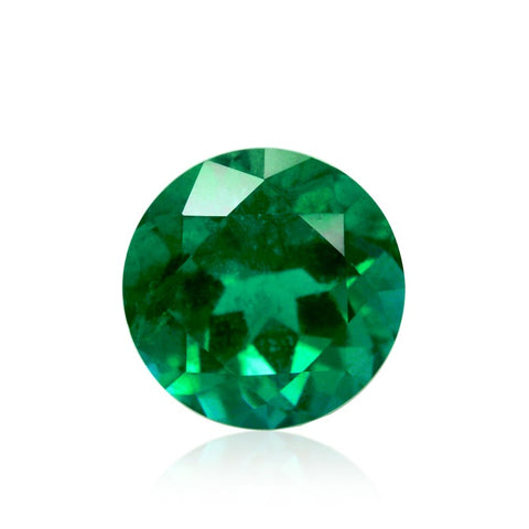 Emeralds while strong are too high maintenance to be used for an engagement ring