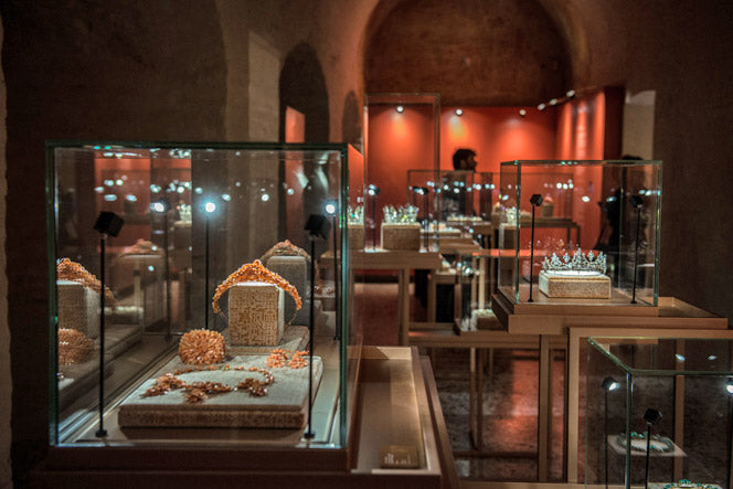 Learn how to care for your jewelry to make it museum worthy