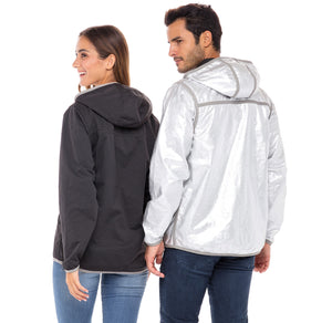 50°F (10°C) Thin Comfort Unisex Reversible Jacket