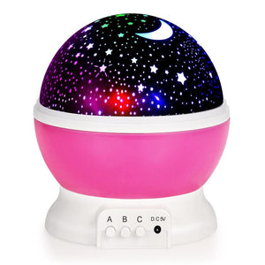Starry Sky Night Light Projector - TEROF