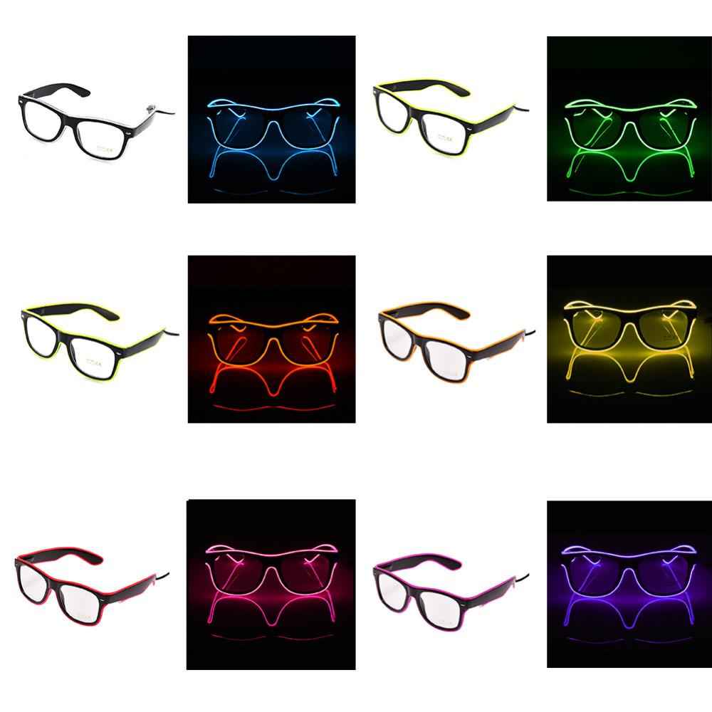 LED Neon Glasses - TEROF