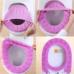 Colored Toilet Seat Cover - TEROF