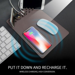 Magic Wireless Charge Mouse Pad - TEROF