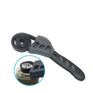 Adjustable Rubber Strap Wrench - TEROF