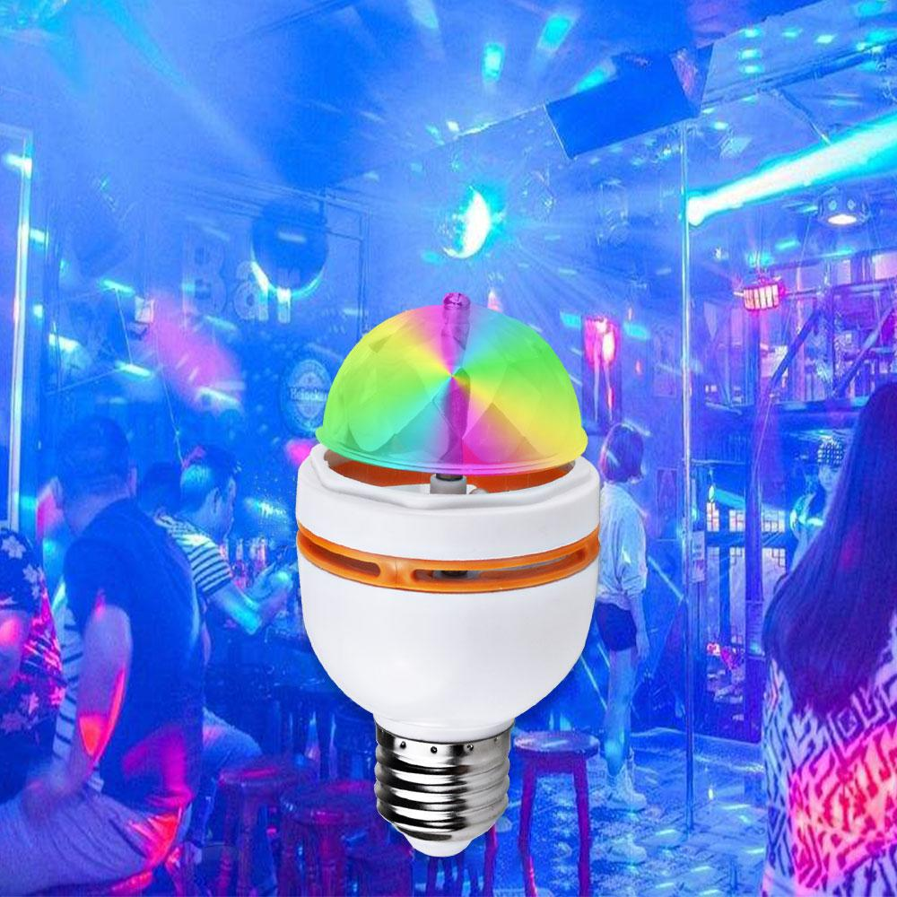 Rotating Party Mushroom Bulb - TEROF