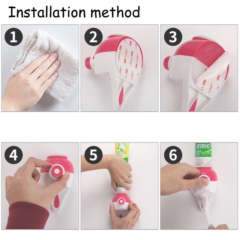 Toothpaste Dispenser - TEROF