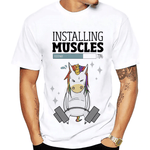 Unicorn Muscle Shirt - TEROF